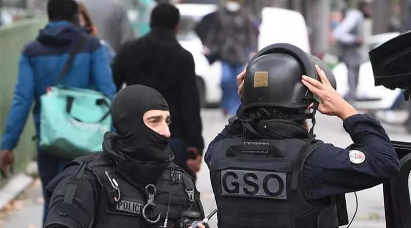 Security officers in Paris, France. Photo Credit: Tasnim News Agency