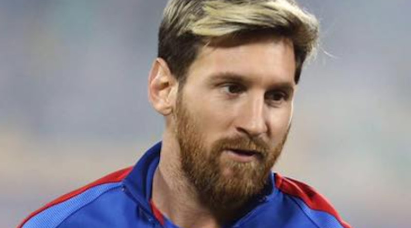 Lionel Messi. Photo Credit: Save the Dream at the Match of Champions, Wikipedia Commons