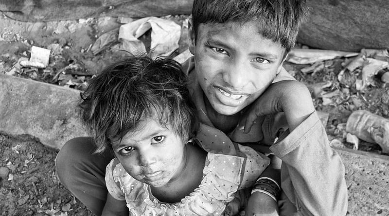 Children Slums Poverty Poor Child Hungry
