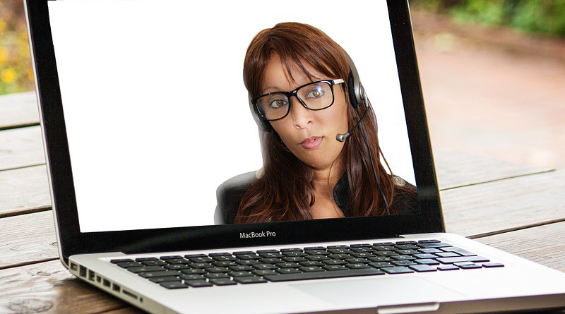 Mediation Online Woman Webinar Computer Cam Training Education Learn