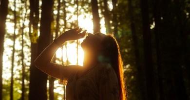 Nature worship climate change Woman Inspiration Dance Model Women Freedom Yoga