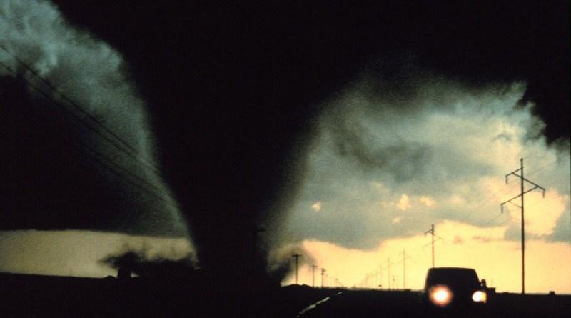 Tornado Weather Storm Disaster Danger Cloud Extreme