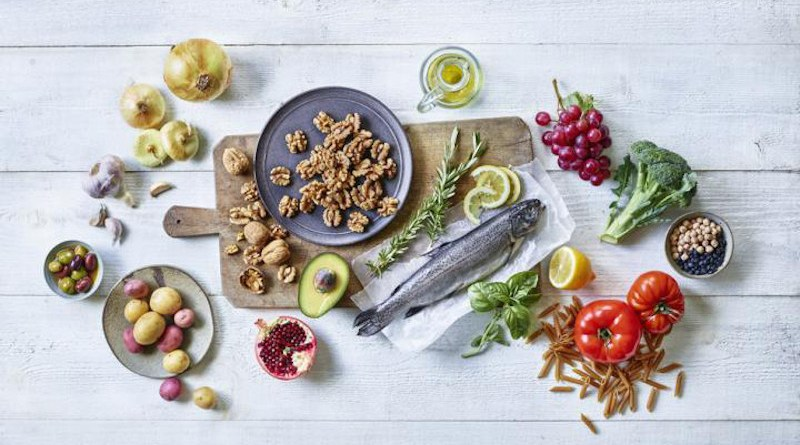 Findings from a large study show regular consumption of foods rich in omega-3s, including walnuts and fish, can reduce risk of death three years after ST-segment elevation myocardial infarction (STEMI). CREDIT: California Walnut Commission