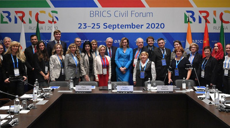 BRICS Civil Forum 2020 Credit: civilbrics.ru