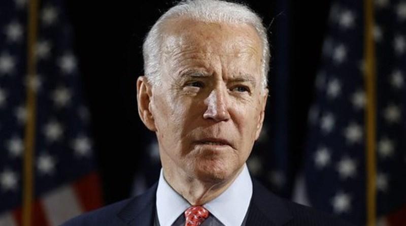 File photo of Joe Biden. Photo Credit: Tasnim News Agency