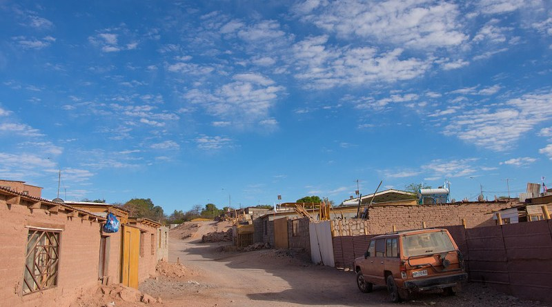 Atacama Chile Pueblo Town Village Desert