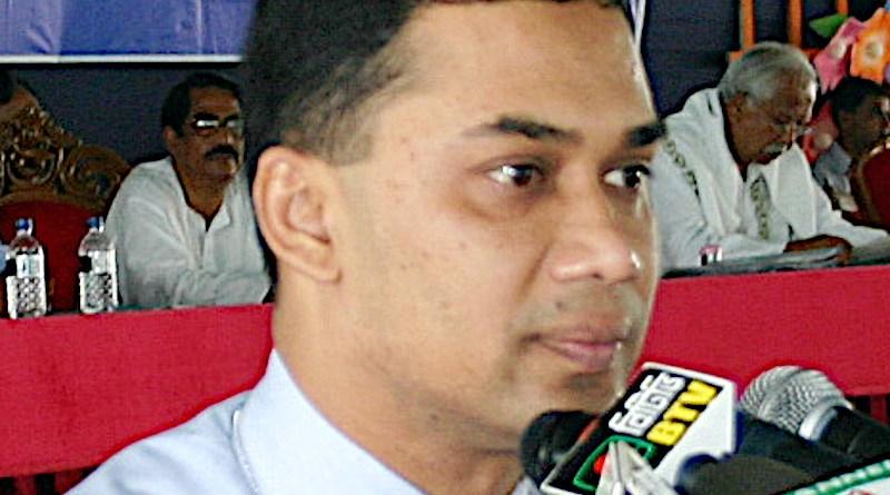 Tarique Rahman senior Secretary General of Bangladesh Nationalist Party. Photo Credit: Shamsul alam66, Wikipedia Commons