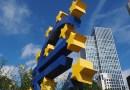 european central bank log euro ecb