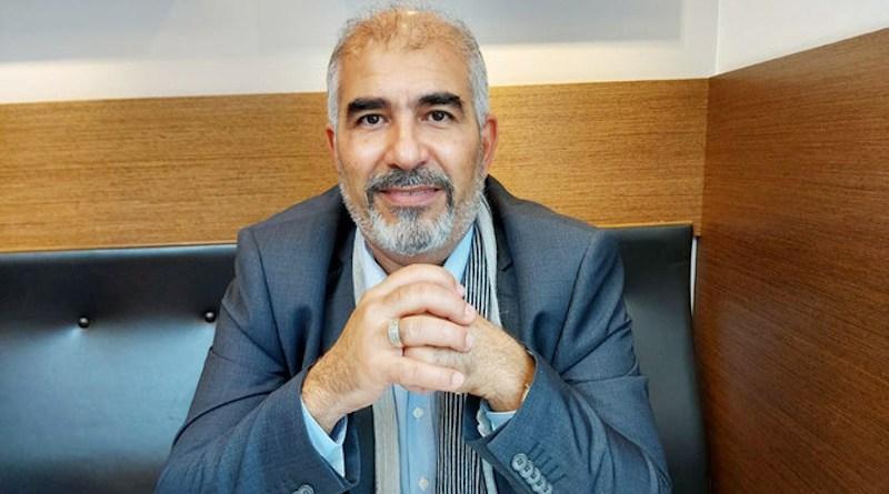 Hamed Bin Haydara Baha'i leader