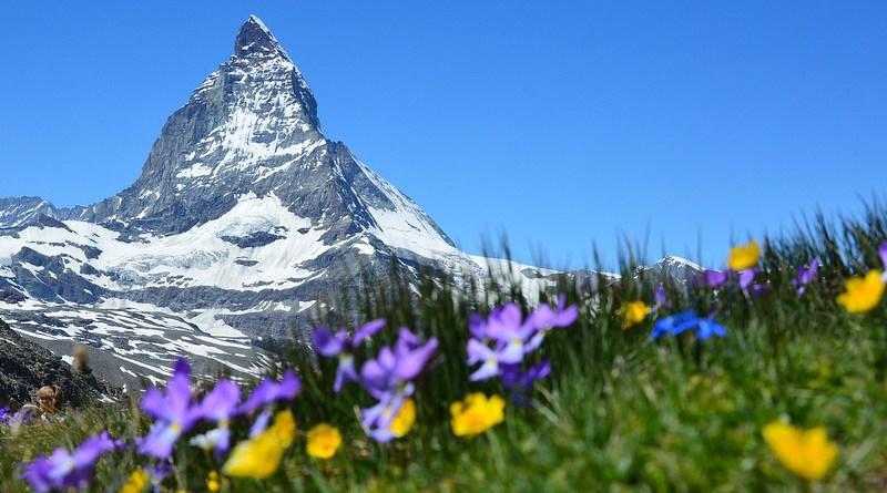 switzerland swiss alps Matterhorn Alpine Zermatt Mountains Gornergrat