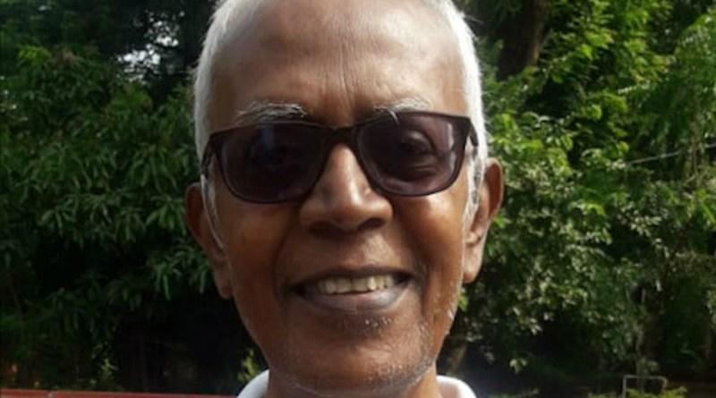 Fr. Stanislaus Lourduswamy, also known as Fr. Stan Swamy. Photo Credit: jesuit.org.uk