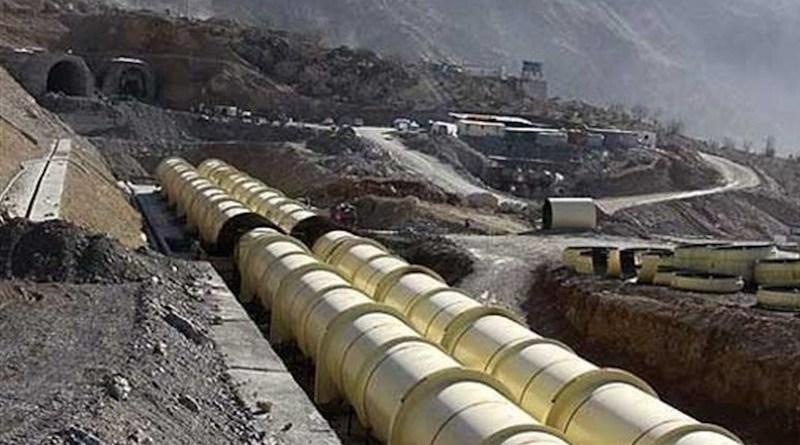 Desalination project in Iran. Photo Credit: Tasnim News Agency