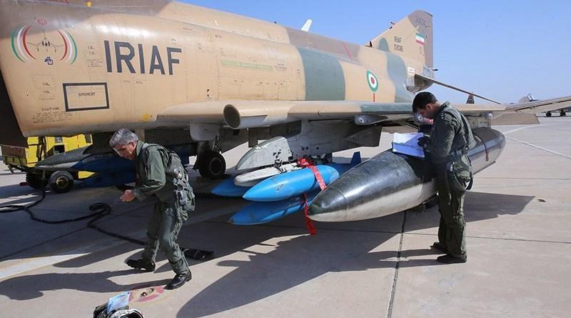 Iran's Air Force. Photo Credit: Tasnim News Agency