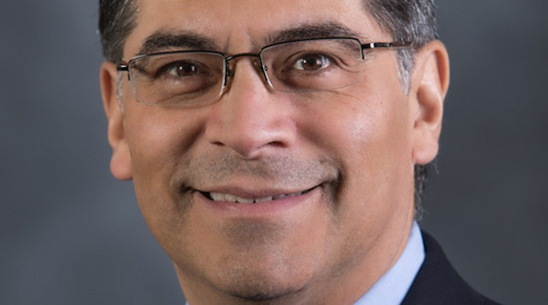 Xavier Becerra. Photo Credit: Office of the attorney general of California, Wikipedia Commons