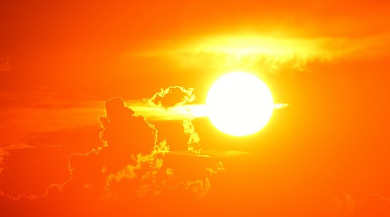 Sunset Evening Romantic Sun Afterglow Dusk