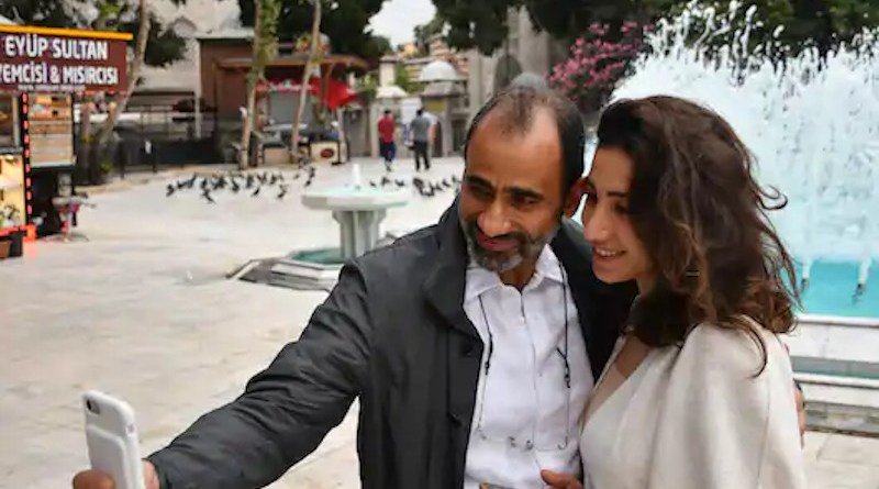 Walid Fitaihi, left, pictured with his daughter Mariam Fitaihi. Photo Credit: Free Fitaihi Campaign