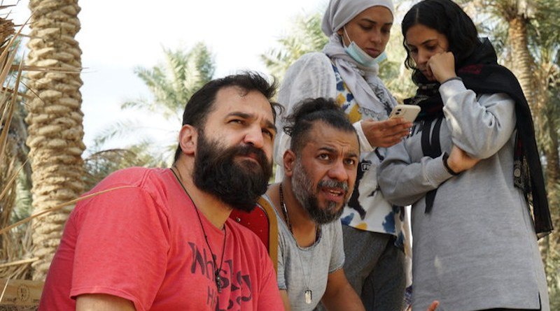 """Yajuj: The Curse of Iram"" is a Saudi horror film. (Supplied)"