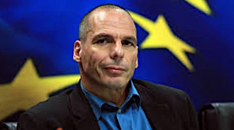 Former Finance Minister of Greece, Professor Yanis Varoufakis