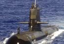Australian submarine HMAS Rankin. U.S. Navy photo by Mass Communication Specialist Seaman James R. Evans