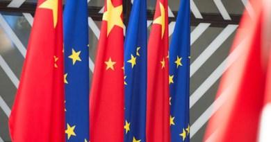 EU and China flags. Photo: © European Commission 2017 european union