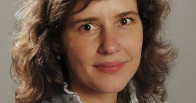 Dana Reizniece-Ozola. Photo Credit: Saeima, Wikipedia Commons