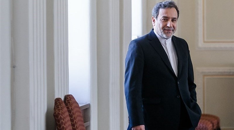 Iranian Deputy Foreign Minister Abbas Araqchi. Photo Credit: Tasnim News Agency