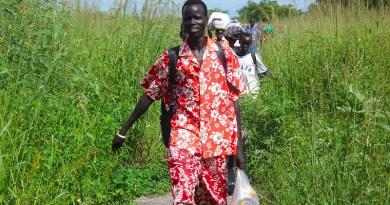 Sudan Africa Migrants Refugees
