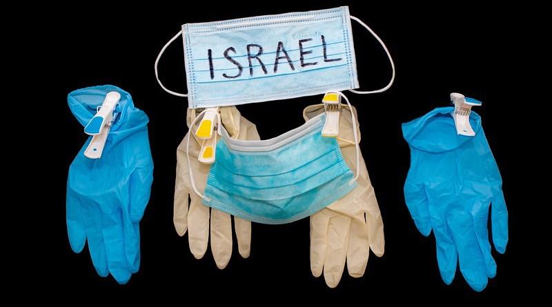 israel covid-19 coronavirus mask