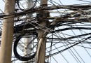 Electricity Wire Wiring China Electric Overhead Business