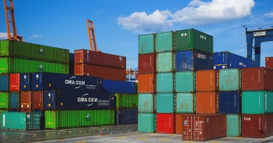 trade shipping Business Cargo Containers Crate Export Freight