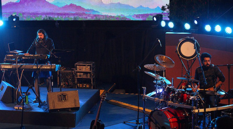 Musicians perform at a concert in India, in December 2019, prior to the outbreak of the COVID-19 pandemic. Credit: UNICEF/Srikanth Kolari.