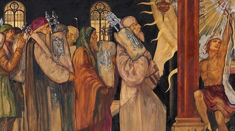 The Spanish Inquisition, authorized by Pope Sixtus IV, was started in 1478 to preserve Catholic orthodoxy in the kingdoms under the Spanish monarchy. (Image: YouTube)