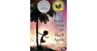 Thanhha Lai's Inside Out and Back Again