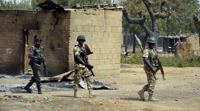 Nigerian soldiers fight bandits. Photo Credit: Iran Press