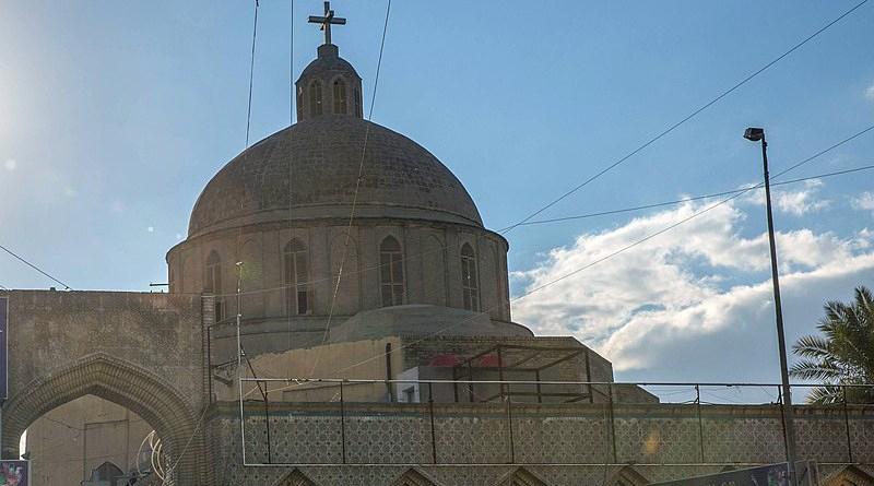 Roman Catholic St. Joseph's Cathedral in Shorja market, Baghdad, Iraq. Photo Credit: Aziz1005, Wikipedia Commons