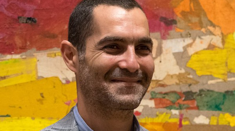 Syrian artist Tammam Azzam. Photo supplied