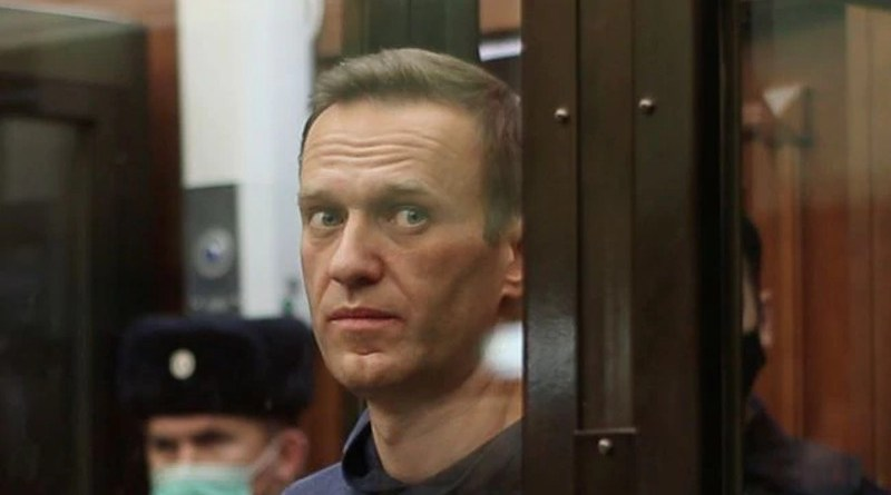Aleksei Navalny. Photo Credit: The Simonovsky District Court of Moscow