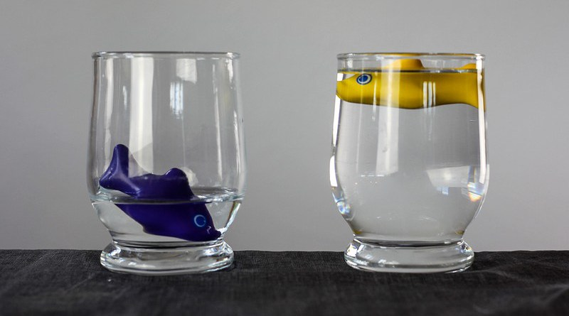 Justice Water Injustice Water Glass Swim