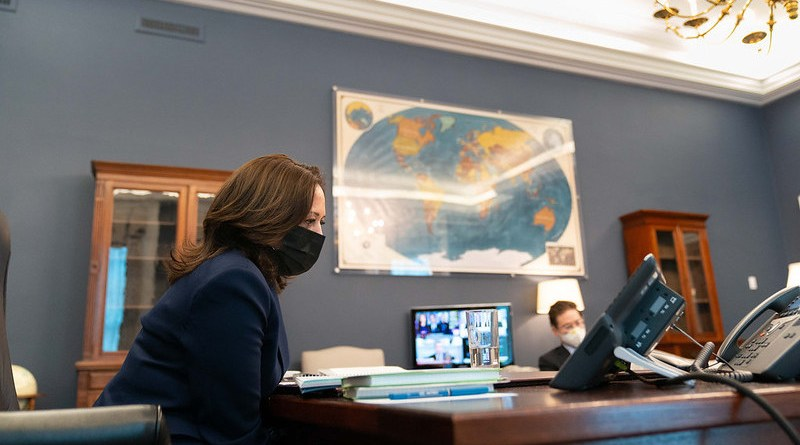 Vice President Kamala Harris (Official White House Photo by Lawrence Jackson)