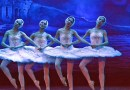 File photo of a scene from the ballet, Swan Lake, being performed in Almaty, Kazakhstan. Photo Credit: Aleksey Azarov, RFE/RL