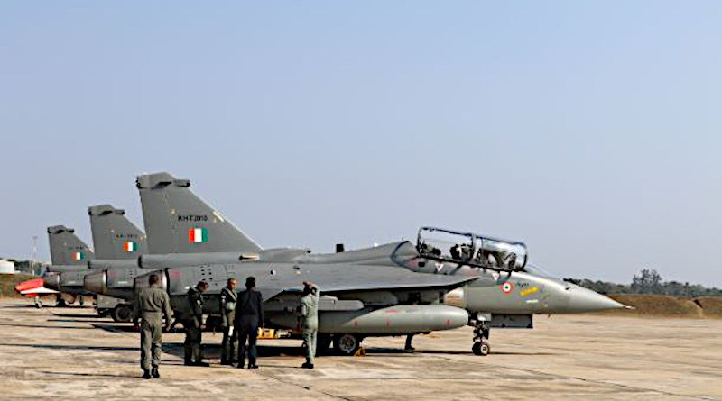 Indian fighter jets in Colombo. Photo: Indian High Commission