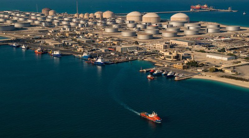 Ras Tanura port and Aramco facilities in Dhahran. (File/Aramco)