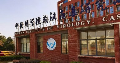 Wuhan Institute of Virology is a research institute by the Chinese Academy of Sciences in Jiangxia District, south of the Wuhan city, Hubei province, China. Photo Credit: Ureem2805, Wikipedia Commons