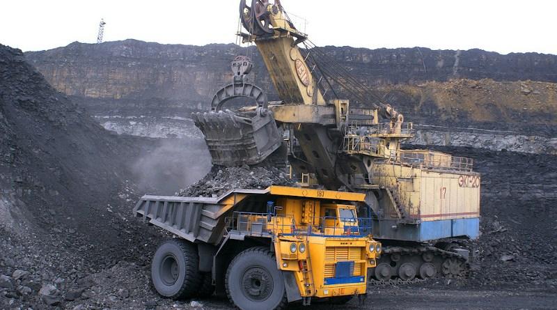 coal mine mining