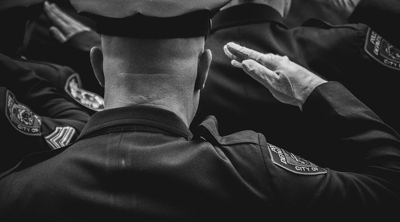 police policeman cop