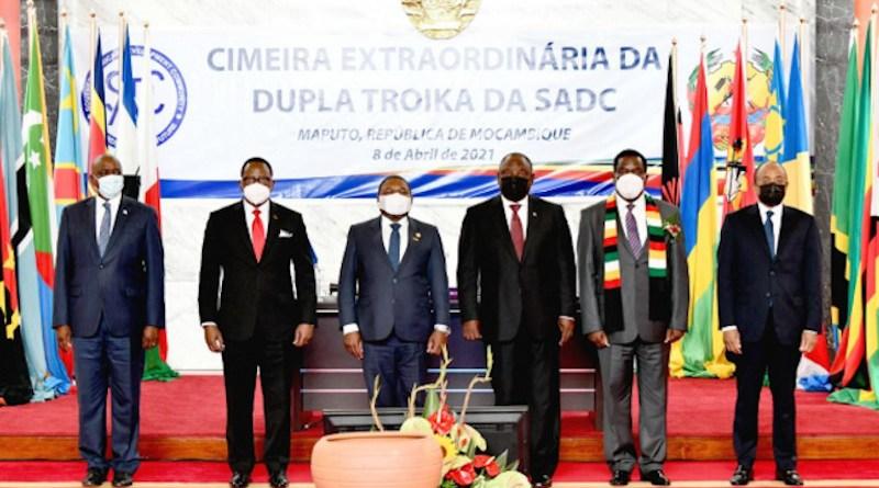 SADC Meeting on Terrorism. (Photo supplied)