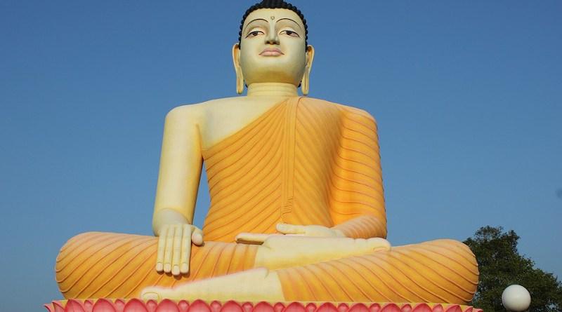 Buddha Temple Sri Lanka Buddhism Religion
