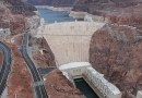 Hoover Dam Colorado River Nevada Arizona