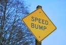 Sign Speed Bump Warning Speed Symbol Roadsign