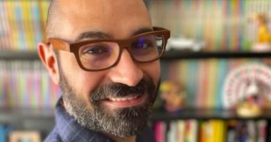Lebanese animator Louaye Moulayess. (Photo supplied)